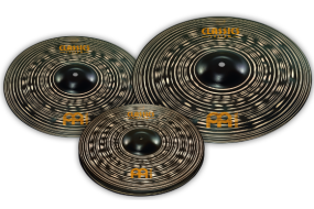Meinl CCD141620 Classics Custom Dark Set