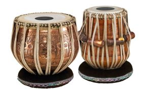 Meinl PRO-TABLA Professional Tabla Set